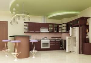 Tủ Bếp Giá Rẻ 083T